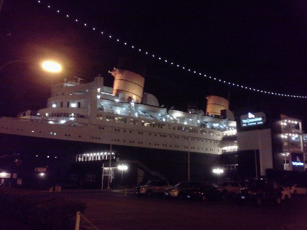 GHOSTS THAT DO TELL TALES! QUEEN MARY SHIP EVPS