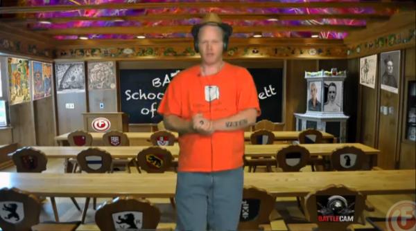 The Cavacho Show - Battlecam School of Etiquette