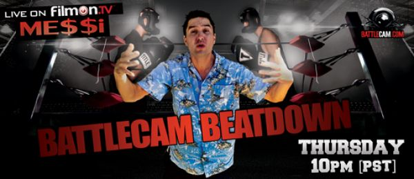 Messi`s Battlecam Beatdown - SkyKush Vs Terminator