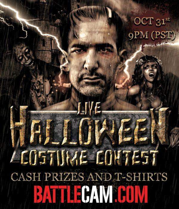 Battlecam.com`s 5th Annual Halloween Costume Contest 2014