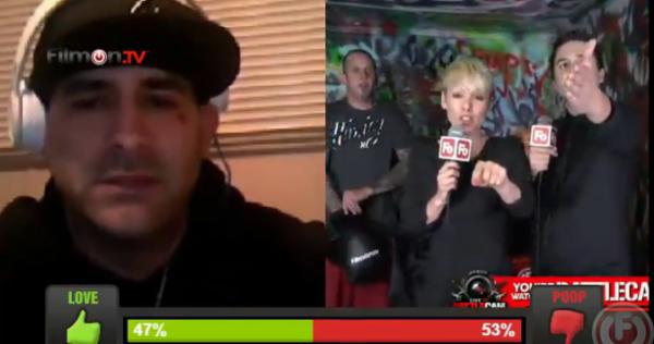 Battlecam.com Live Fight - Stiffs vs AZrebel - May 8th