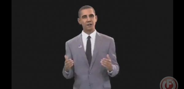 OBAMA LOVE BATTLECAM