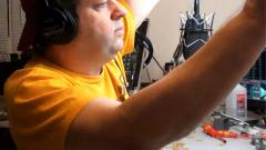 WARP Radio Network - Live Studio Video Feed -  http://www.warp-radio.com