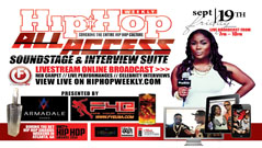 HipHop Weekly Music Awards Live From Atlanta
