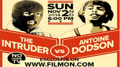 Antoine Dodson Vs The Intruder Nov 2nd 2014