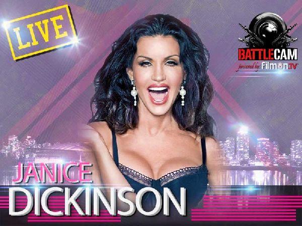 Janice Dickinson Show - 12-6-13