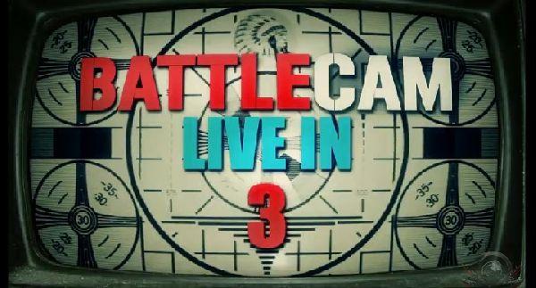 Justin, Lewisefur, Rika  and Karl on Battlecam.com