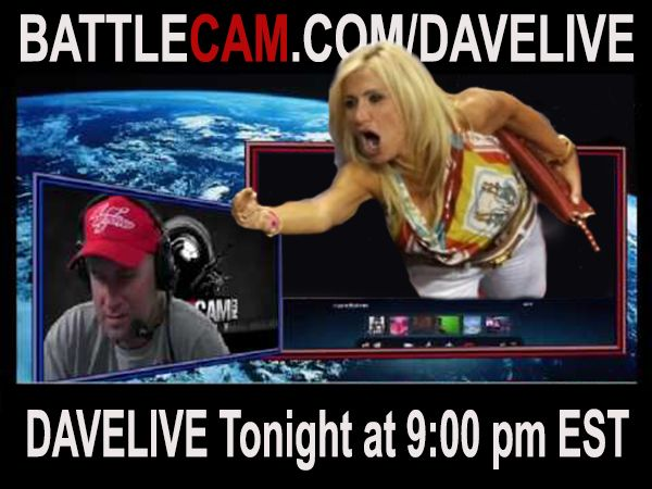 Davelive's Statement / Quitting Battlecam.com