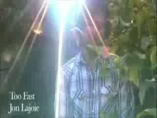 Jon Lajoie - Too Fast