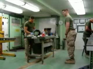 Military cha-cha