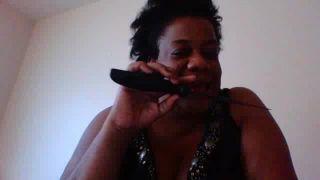 Blackpioneerwoman with a Knife on Battlecam.com