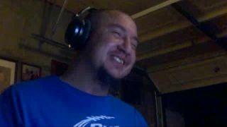 Alejandro-909 Hot Sauce in Eye Challenge on Battlecam.com