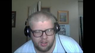 Chris_Bama Drunk, Crying, Drooling and Mom Raging on Battlecam.com