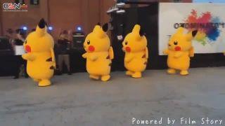 Pikachu Song If Pokemon Go - Various Art.mp4