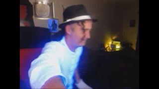 BOOZEBAG_4 Dancing as Michael Jackson on Battlecam.com