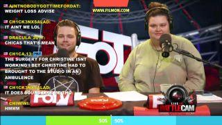 Battlecam Live with hosts  Elijah Daniel & Christine Sydelko  P1