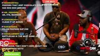 Damon Dash on Battlecam LIVE powered by FOTV P2