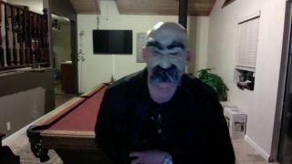 Royal - Creepy Old Man Costume on Battlecam.com