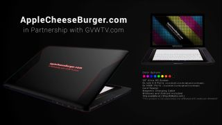 www.APPLEcheeseBURGER.com (laptop tablet) (video) voice and music by (Calan Robinson)