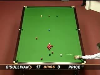 Ronnie O Sullivan Fastest 147 Ever