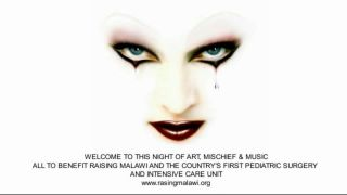 Madonna Live Art, Mischief and Music to benefit Raising Malawi