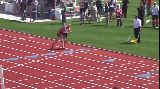 Runner helps her collapsed competitor across finish line