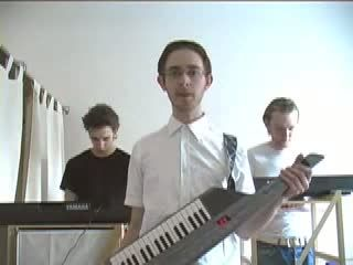 Brett Domino Trio - Beat It - Keytar