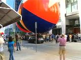 World&#039;s Biggest Beach Ball