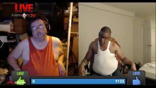 Dean Impersonates Doug.. on Battlecam.com