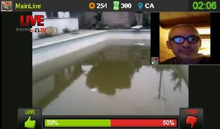 MainLine Jumping in A Pool Challenge On Battlecam.com