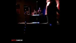 BTF, Joe, Trev, Ruen, RuEvenSane and Deez Sing YMCA at the Karaoke Bar in Vegas