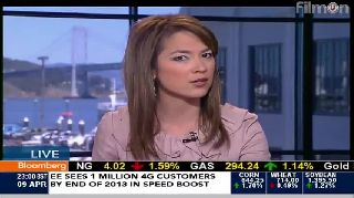 BLOOMBERG - Alki David interview April 10, 2013