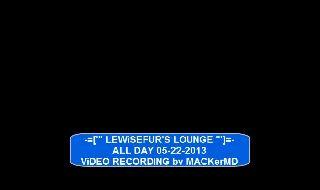 BATTLECAM - LEWISEFUR'S LOUNGE - MARATHON 05-22-2013
