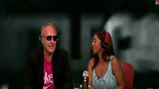 Dar Dixon and Donzaleigh Abernathy LIVE on Battlecam.com