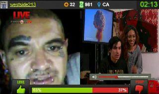 Rika VS Joe on Battlecam.com