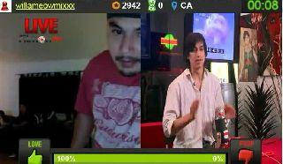 Alejandro Gets Tasered By Friends On Battlecam.com
