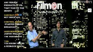 Joe Wisdom with Cavacho and Alki David Part l on Battlecam.com