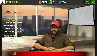 David Nussbaum Gets Slapped on Live TV  on FilmOn.TV