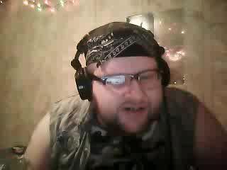 Chris Bama Preaches To Frank On Battlecam.com