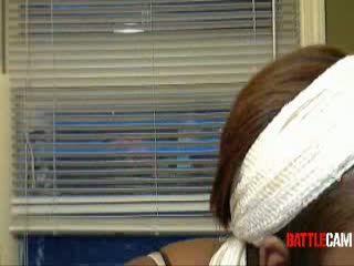 Cazul Impersonating MrNiceGuy.. on Battlecam.com