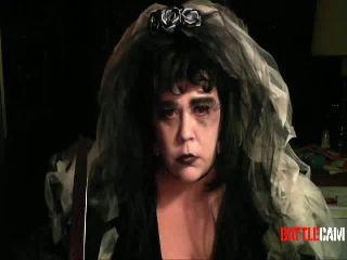 Vikki's Costume For the Halloween Contest - 2nd Place Winner.. on Battlecam.com