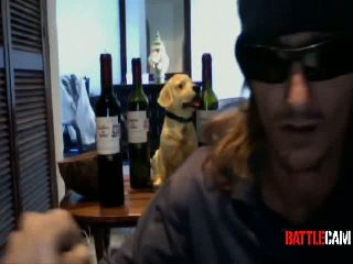 RealPedoRama Blowing Up Whine Bottles & a Dog Bank.. on Battlecam.com