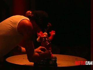 RealPedoRama Blowing Up a Elmo Doll & a Lamp.. on Battlecam.com