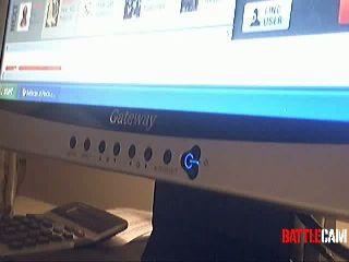 Scott777 Raging at AlexXx8.. on Battlecam.com