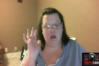 Susie Trolls about Quitting Battlecam.. Rips Shirt off.. on Battlecam.com