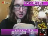 Plunged Placenta Calls the Jesus Chatline.. on Battlecam.com