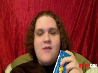 BTF Snorts Dunkaroo Cookies.. on Battlecam.com