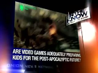 Preparing Kids for Apocolypse