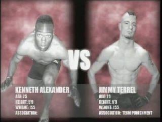 MMA Fight Archive - Fabiano