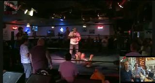 BattleCam.com - fight Zolar jumps in ring - Octomom fight event